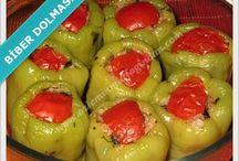 Salata - Meze / Leziz Salata ve Mezeler