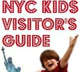 Kids in the big apple