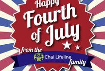 Celebration/ Holidays / by Chai Lifeline
