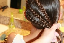 Girls hairstyles / by Issraa Ramlawie