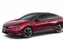 Honda Electric and FCV
