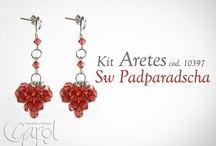 Aretes: Diseños y videos tutoriales