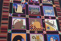 Quilts with Cats