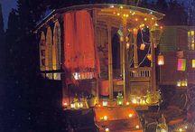 romany gypsy caravan