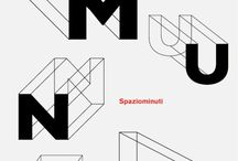 Typography/ Posters