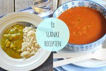 slanke recepten