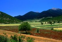 La Grèce continentale