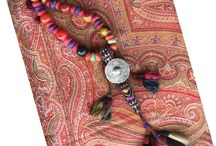 VJR JEWELS Tribal / Handmade by me using disgarded tribal treasures