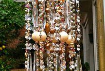 Antique crystals