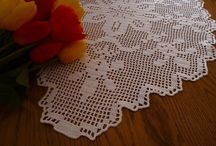 Home Decor,table decor / by My Crochets