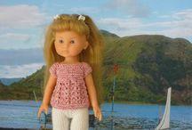 poupée Les chéries de Corolle couture et tricot