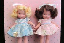 Dolls / by Glenda Hopkins