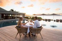 Honeymoon at Hotel Christopher St Barth