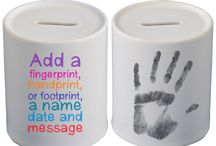 Personalised Finger Print Gifts