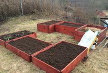 Dyrk i pallekarmer! / Liten eller stor plass, alle kan dyrke i pallekarmer. Mal dem i knæsje farger, bruk dem ubehandlet - dyrk for friske grønnsaker, bær, frukt, urter og krydder fra april til september!