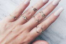 Nails&rings