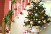 Weihnachten quer Beet