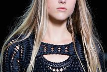 Spring/Summer 2016 Hair and Makeup Trends / Spring/Summer 2016 Hair and Makeup Trends