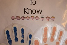 kindergarten literacy / by Debbie Van Der kraak