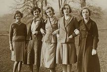The Mitford Girls / Some pictures of the glamorous sisters