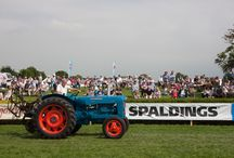 Vintage Vehicles and Cars / The Lincolnshire Show has a great array of vintage vehicles and cars on display.