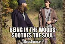 Duck Dynasty! / by Jami DeWitt