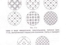 bordados manuais