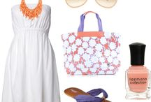 spring/summer style / by Susan Mahurin