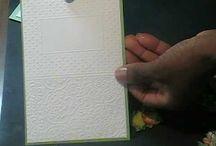 Cuttlebug & Embossing Folders / by Vicki Vetrano Sopcak