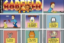 Garfield / by Amos Greer