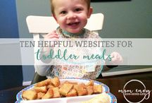 Food for Kids & Babies / Food kids, toddlers, and babies will actually want to eat. Fun ideas, healthy kids foods, special treats for kids, and more.