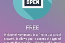 Komunomo / Ultimele informații despre rețeaua socială Komunomo/Latest news about the Komunomo social network
