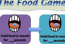 Syöminen & nieleminen yms.