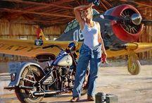 Harley paintings
