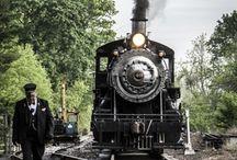 Locomotives & Trains