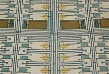 Fabric  Frank Lloyd Wright