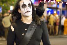 Crow Disfraz