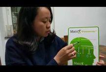Chinese uitleg MatriXmethode / Yashu legt in het Chinees het MatriXwerkmodel uit. Het model kan uitgelegd worden bij IQ en EQ.  Dit is een video over EQ