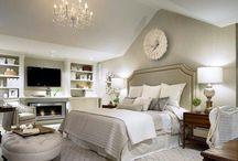 Master Bedroom / by Renee Saia