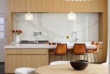 Kitchen Interior Design / A look into the kitchen design & decorating portfolio from NF Interiors.