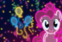 PINKIE PIE!! / The element of laughter and the best