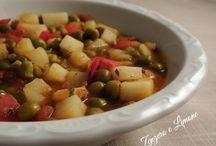 Zuppe, minestroni, vellutate
