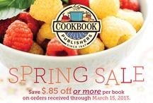 Cookbook Publishers