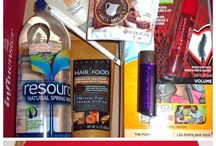 Moda Vox Box / Fabulous beauty samples to test out from Influenster!