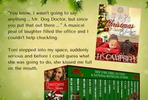 Holiday Novellas / Sweet Romances - Christmas, Valentine's Day