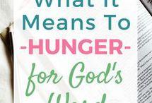 Hunger for God's Word