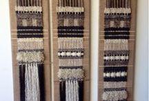 telar y tapices