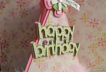Card inspiration - Birthday