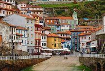 lugares por visitar España / by El rinconcito de Zivi Zivi