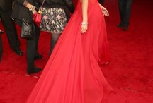 Red carpet looks / by Michelle Wie